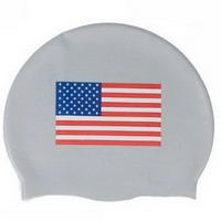 Silicone Swimming Cap For Larger Size Head